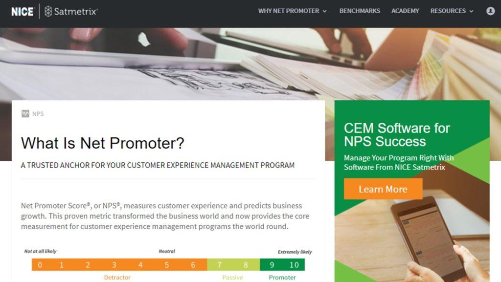 Net Promoter Score Tracking Tool